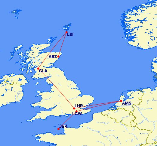 IAPLON Route